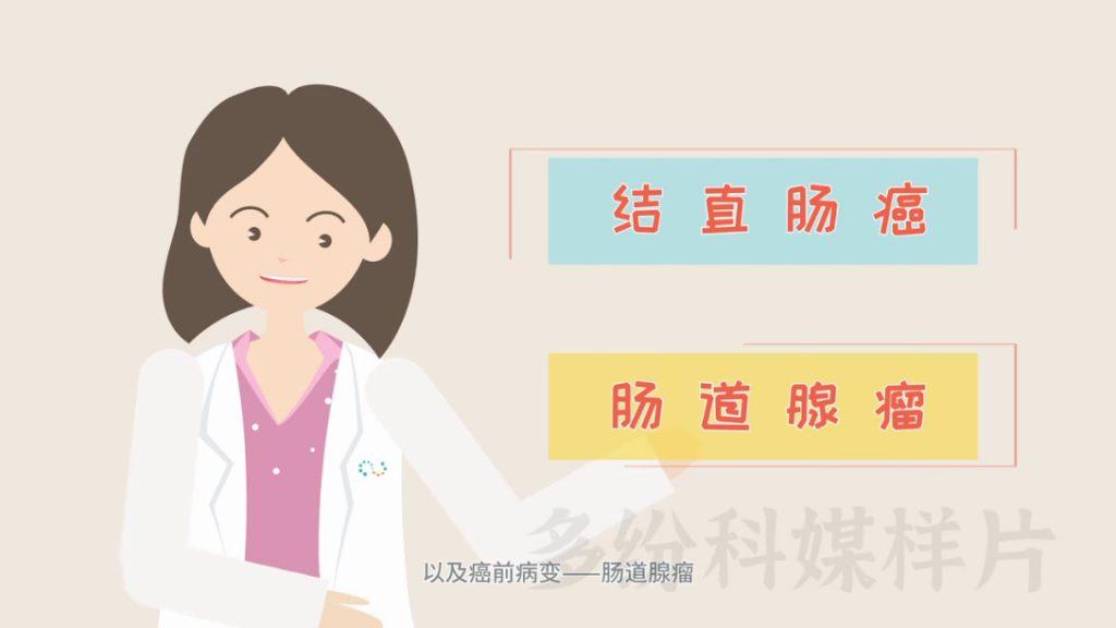 癌症早筛产品介绍动画